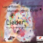 Lieder - L.Rosei e M.Venzi - Di da la per chitarra e voce