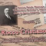 Rocco Cristiano - Storica Banda Musicale F.Bajardi di Isnello - Dir.G.Testa - Live del concerto monografico del 18/08/2011 a Sasso di Castalda (PZ)