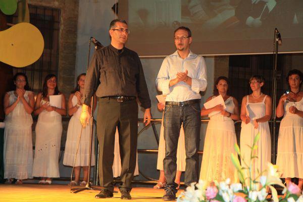 Cefalù 2012 - L'albero della libertà - con A.Cicero, autore del testo