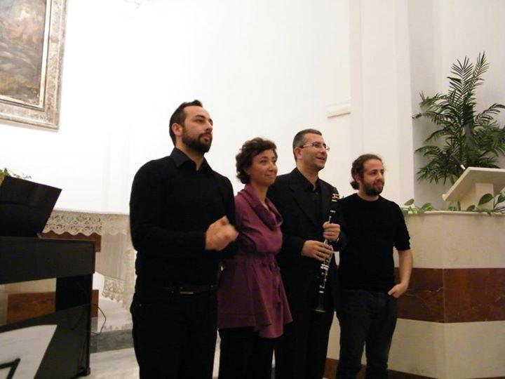 Cefalù 2012 - Concerto di musica da camera in occasione del 30° anno di attività della S.Cecilia