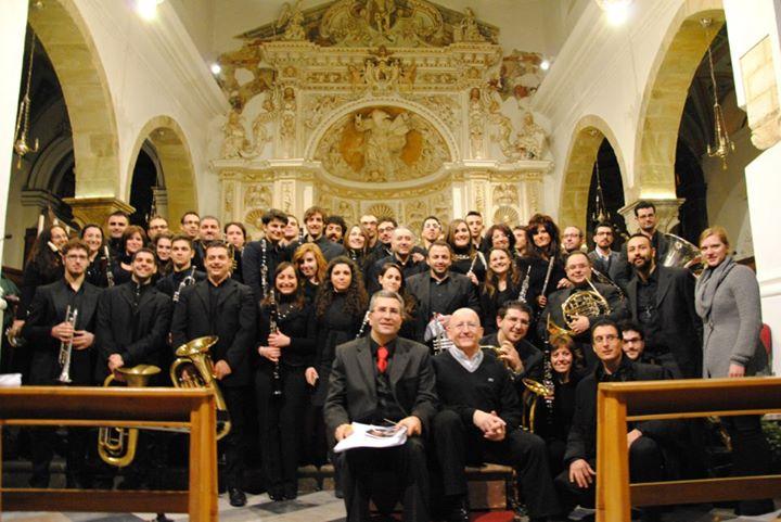 Isnello 2013 - Concerto con S.Mead e Orchestra di fiati delle Madonie
