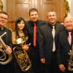 Maggio 2014 - con Steven Mead, Misa Mead, Francesco Tolentino e Giuseppe Ardizzone