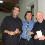 Con il M°A.Sottile e Mons.S.Quagliana