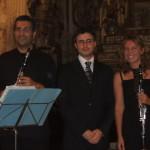 Trio con A.Fiorino e L.Portera
